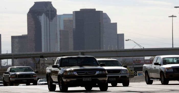 Could white roads help make Texas summers less sweltering?
