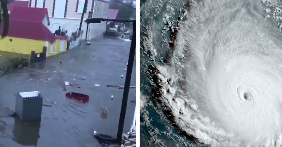 Terrifying videos show the full impact of Hurricane Irma