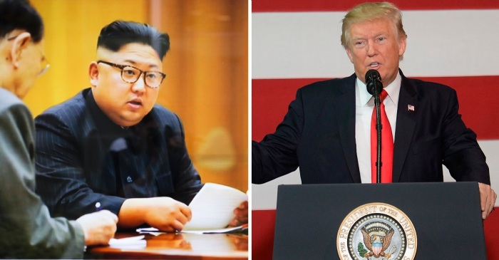 "Trump slams latest North Korean nuclear test and decries ""appeasement"""