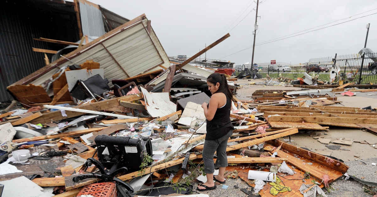 A million down, 4 million cubic yards of Hurricane Harvey debris cleanup to go, officials say