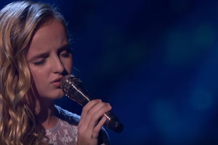 """AGT"" contestant delivers an emotional tribute to her late father in the finals"