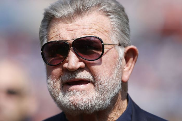 "People were quick to remind Mike Ditka of oppression that occurred ""in the last 100 years"""