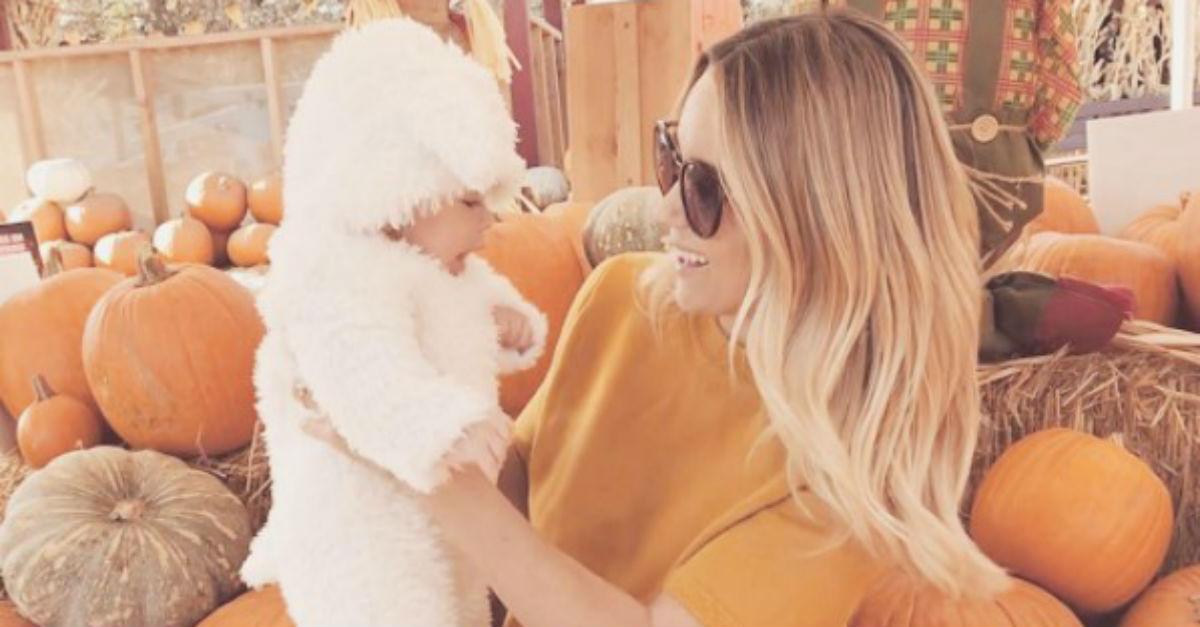 "Lauren Conrad and her ""little lamb"" celebrate an adorable milestone"