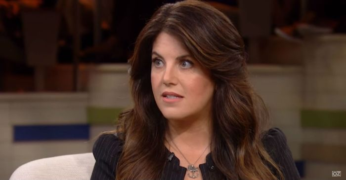 Monica Lewinsky says David Letterman apologized for his jokes about her scandal