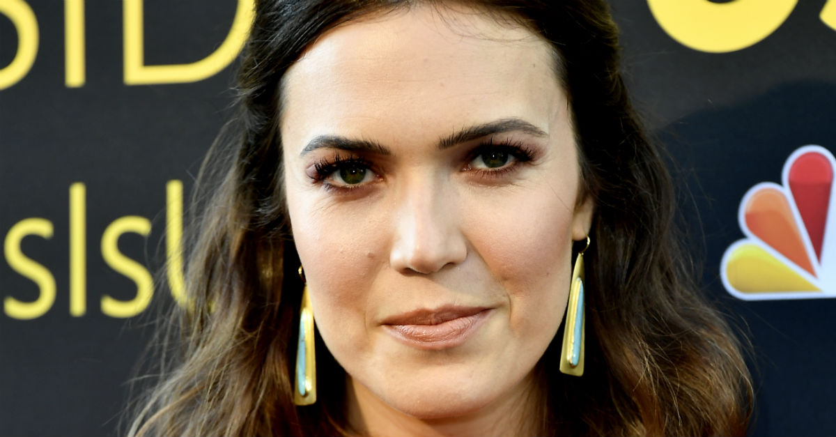 "Mandy Moore says she's ready to start the ""next chapter"" in her life"