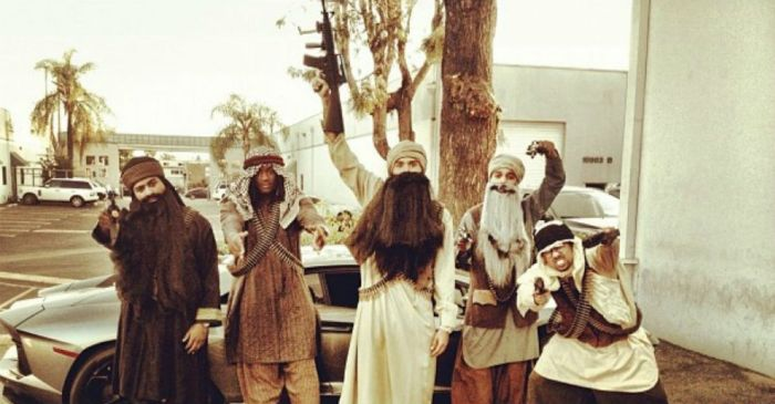 These are just a handful of the many celebrity costumes that have sparked outrage