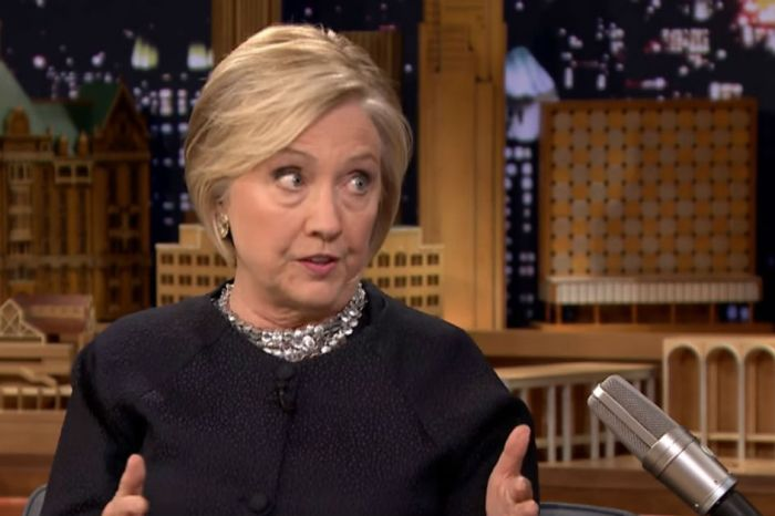 Hillary Clinton didn't miss a chance to speak on gun control after the Las Vegas shooting