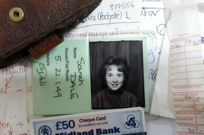 A nightclub wants to reunite a woman with the wallet she dropped 30 years ago