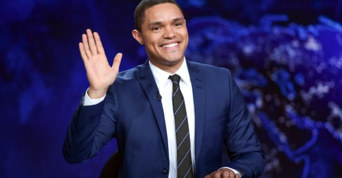 Can the Chicago Bulls can save us from North Korea? Trevor Noah thinks he's onto something
