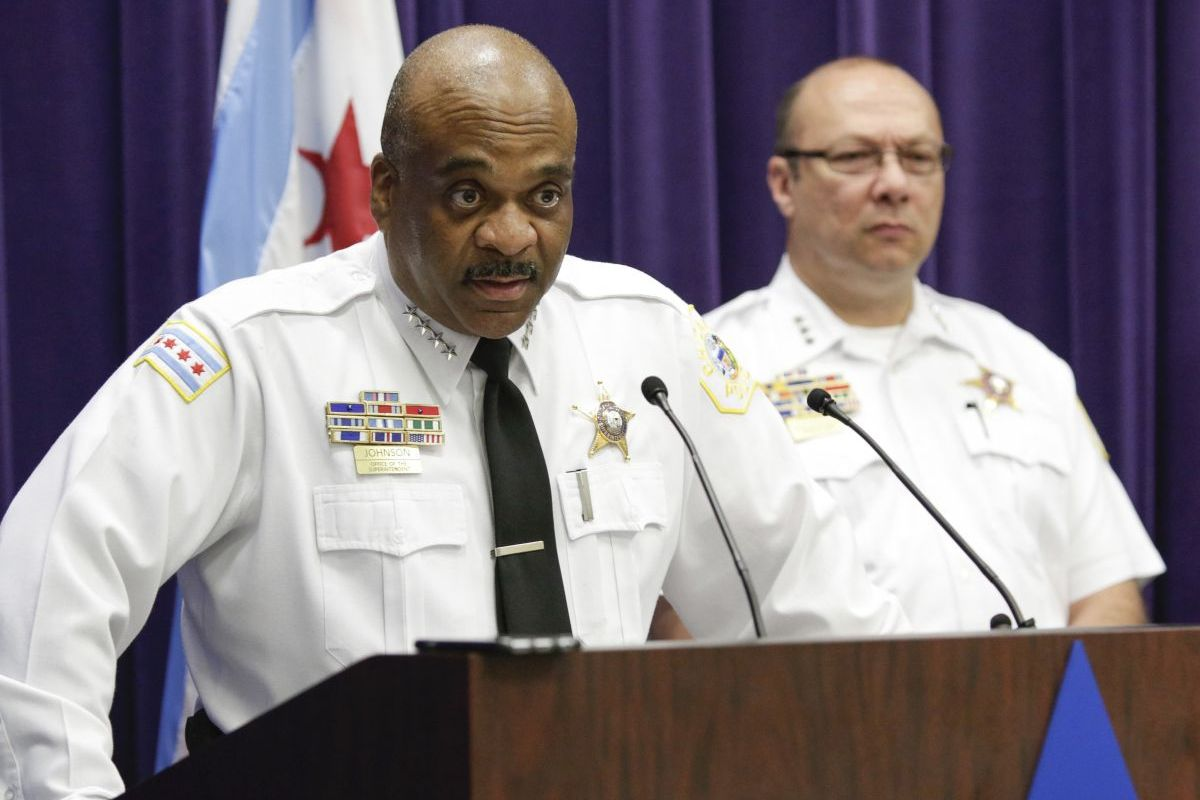 The real source of Chicago's gun violence can't be stopped by police