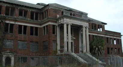Haunted Places Houston TX