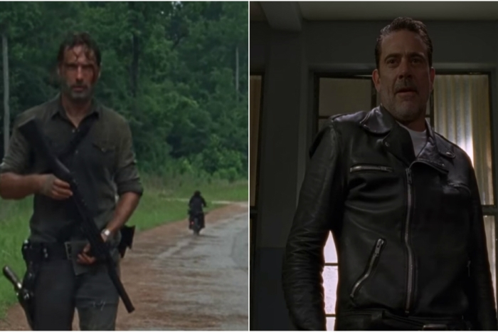 "A line from the season premiere of ""The Walking Dead"" may have hinted at how the season will end"
