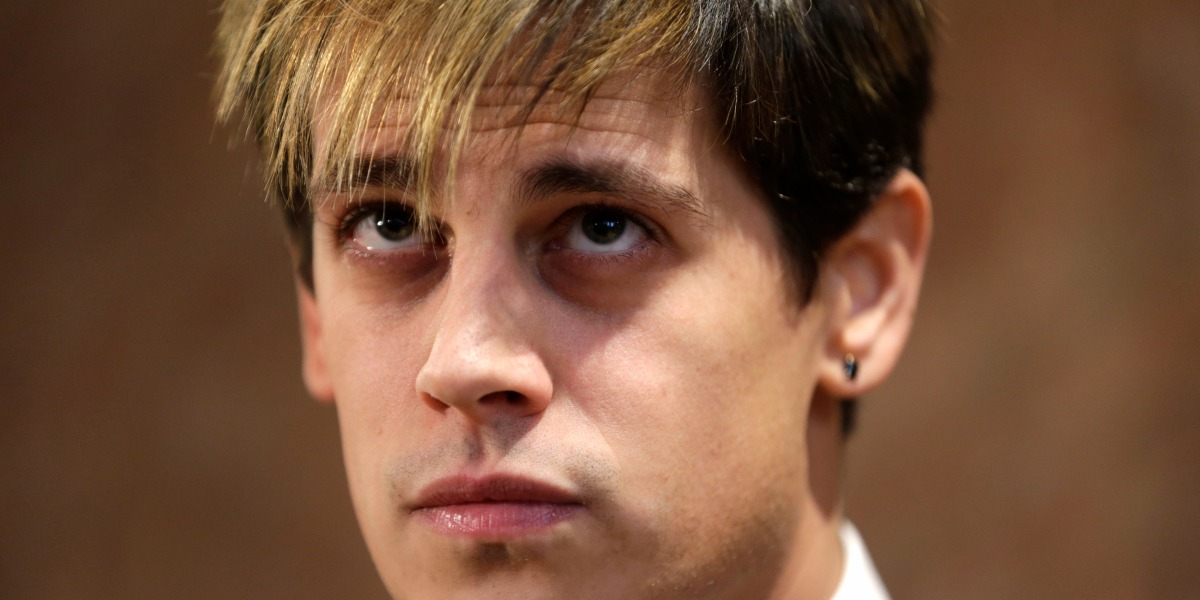 How Milo made white nationalism less toxic