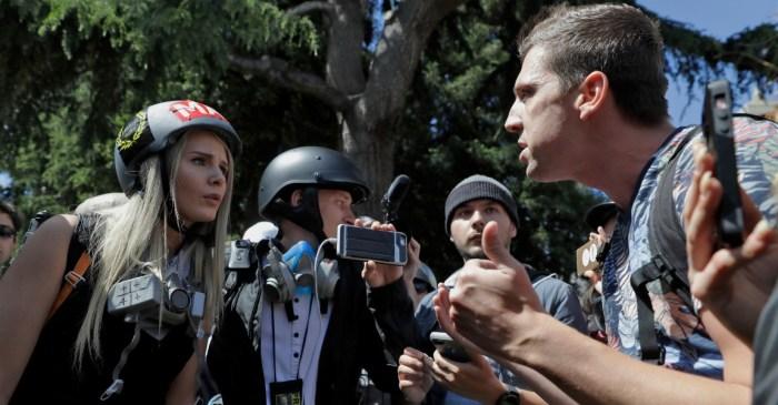 Berkeley needs a refresher on the First Amendment