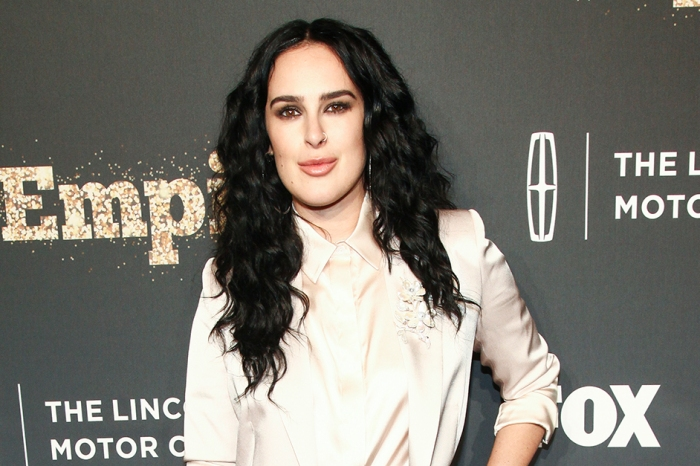 """Empire"" actress Rumer Willis sets the record straight about her sobriety"