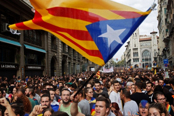 Catalonia elects pro-independence parliament, putting Spain's prime minister in a tough position