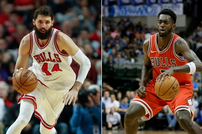 Chicago Bulls player suspended for fighting his own teammate