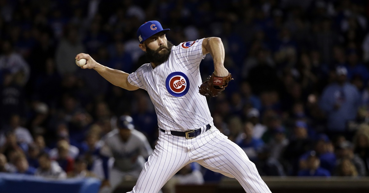 Arrieta, Davis make their decisions on Cubs' qualifying offers