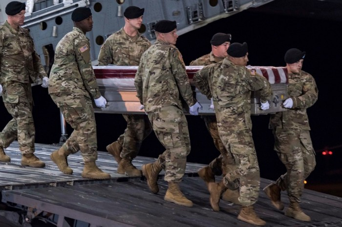 How did 4 members of the U.S. military end up dead in Niger? No one seems to know for sure