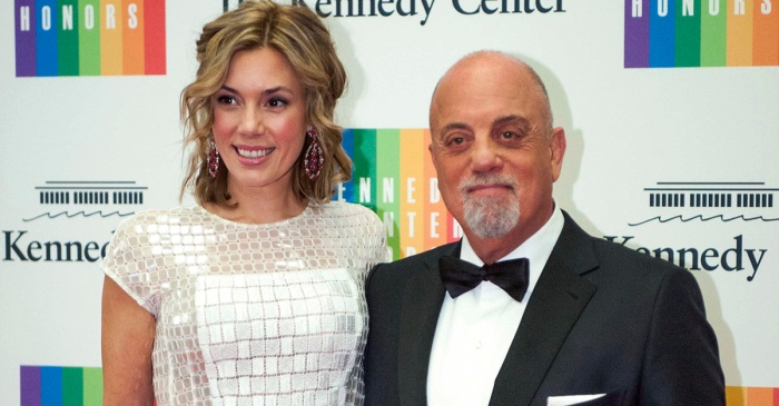 Billy Joel and wife Alexis welcome daughter a week after announcing they were expecting