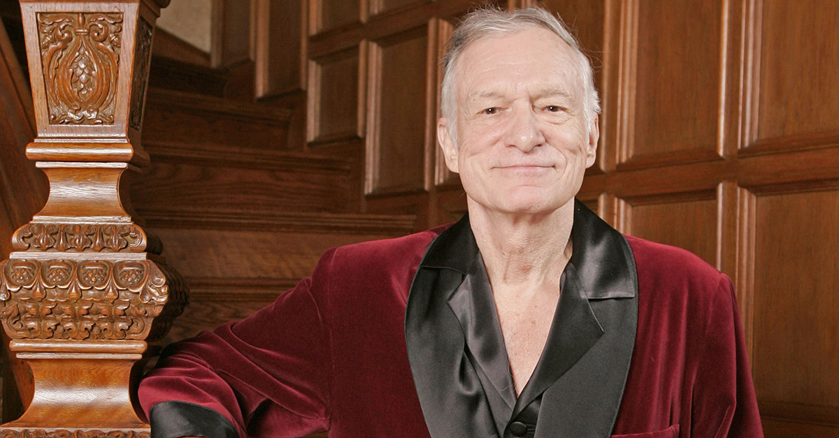 We now know Playboy founder Hugh Hefner's official causes of death
