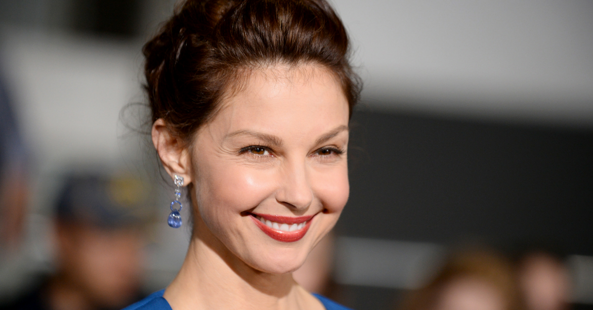 Ashley Judd drops bombshell sexual harassment accusations on a big-time Hollywood producer