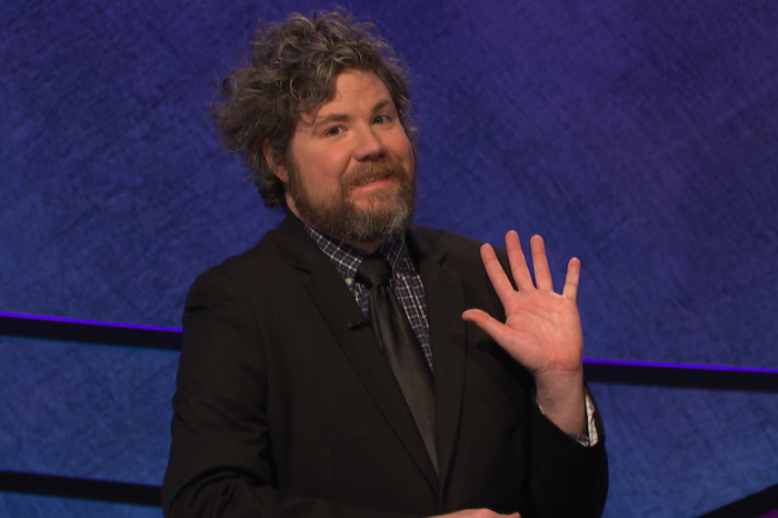 "Fan-favorite ""Jeopardy!"" contestant says goodbye after an impressive 12-game winning streak"