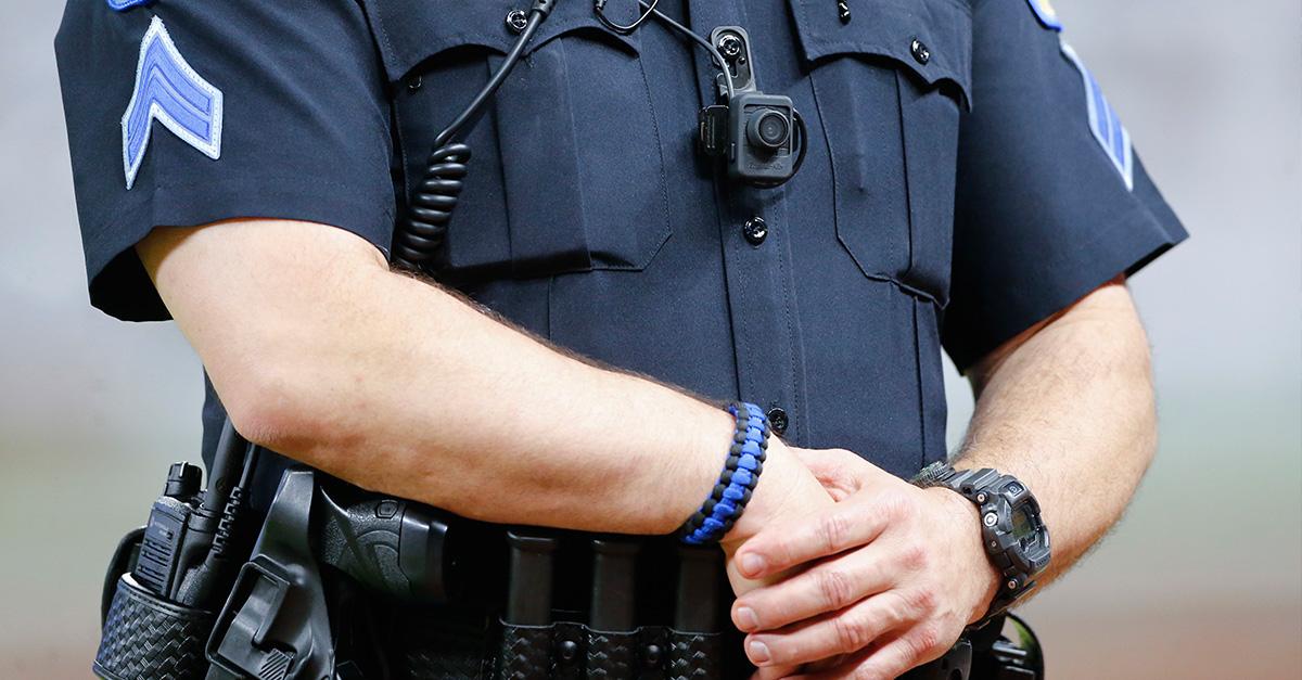 Veteran cop faces firing over aggressive social media posts