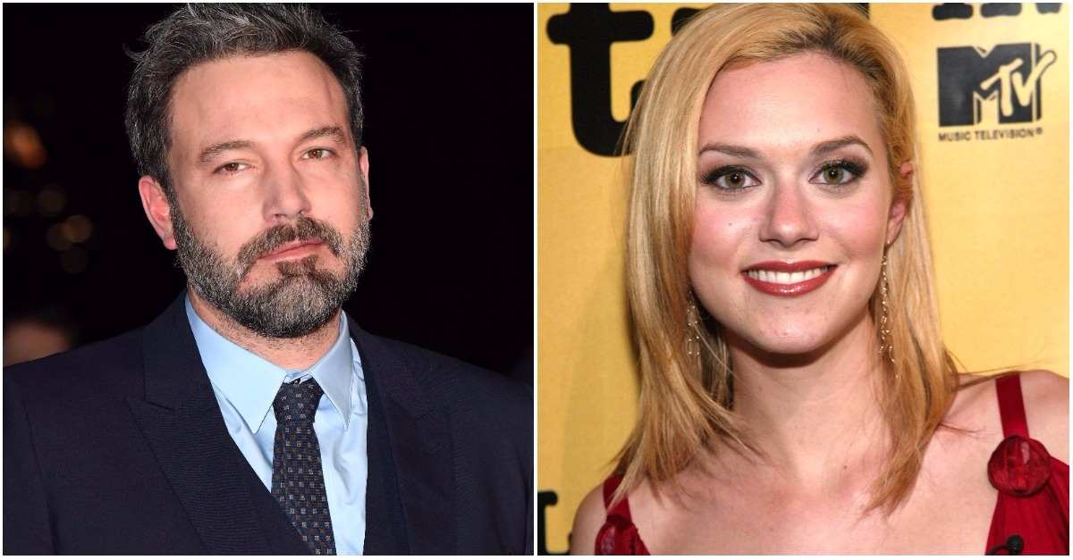 Ben Affleck apologizes to actress who says he groped her