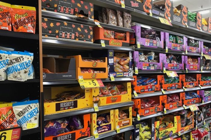 Chicago named number one for trick-or-treating because we love candy