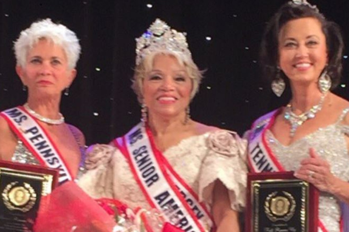 Mrs. Senior America 2017 is here to prove that age is just a number