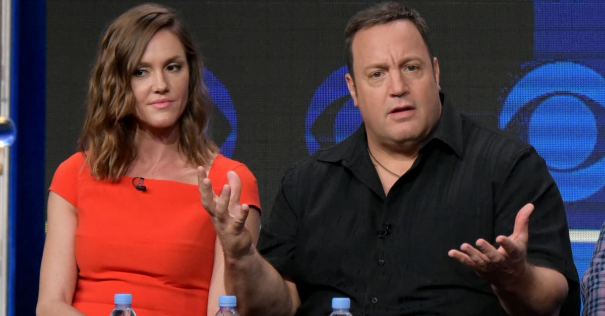 """Erinn Hayes shows support for fans boycotting """"Kevin Can Wait"""" after the show let her go"""