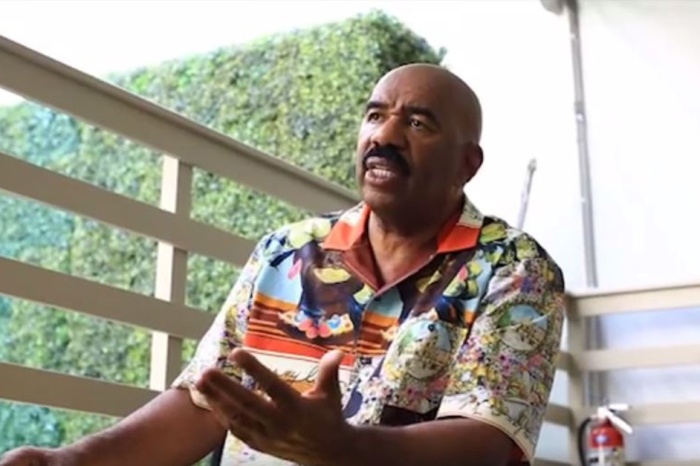 Steve Harvey Gives Inspirational Message About Faith and God