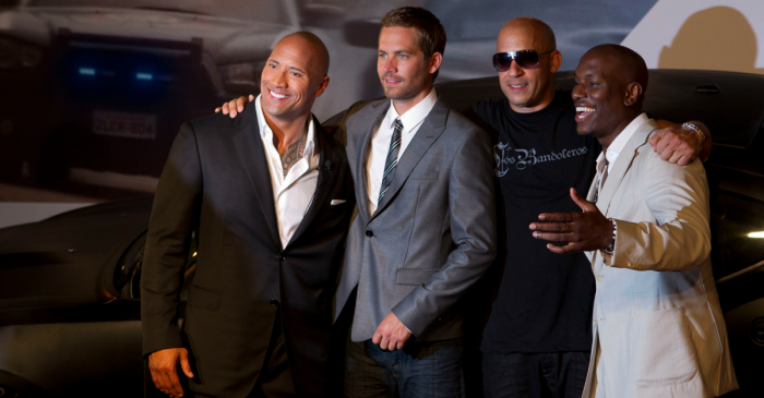 "The Rock's ""Fast & Furious"" co-stars trade shots at him after reigniting their feud"