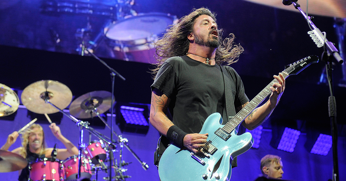 Prepare for the Foo Fighters to rock your world next summer