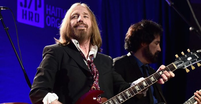 Rock legend Tom Petty is remembered by fellow musicians in touching tributes