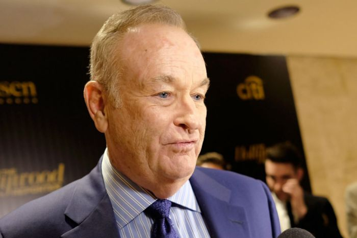 "Bill O'Reilly declares he's ""mad at God"" as harassment allegations against him worsen"