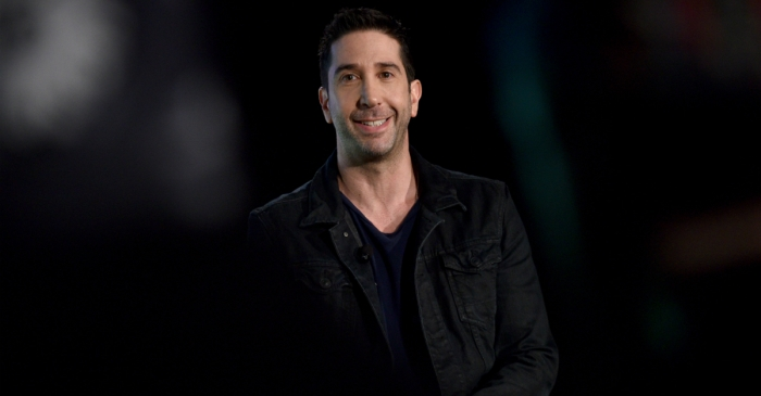 David Schwimmer commended for offer he made to woman interviewing him in his hotel room