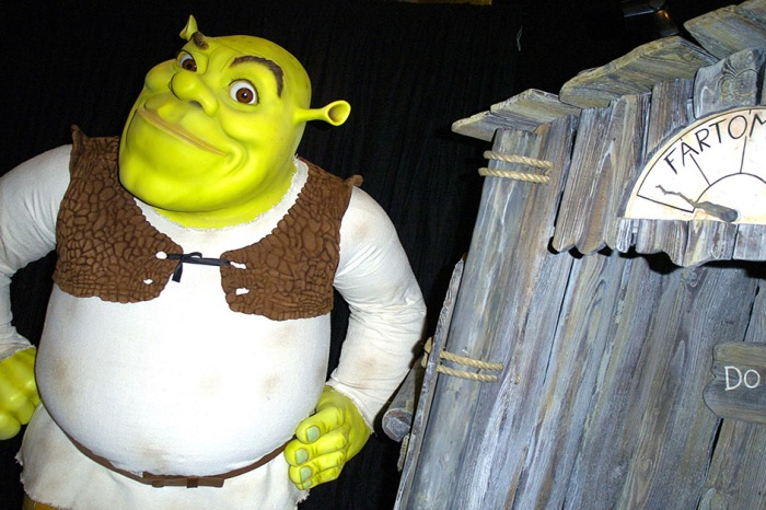 Girl gets pulled over by cops for dressing like Shrek — and Twitter had a field day