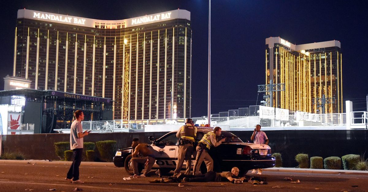 Timeline for Las Vegas attack changes again after new report from MGM