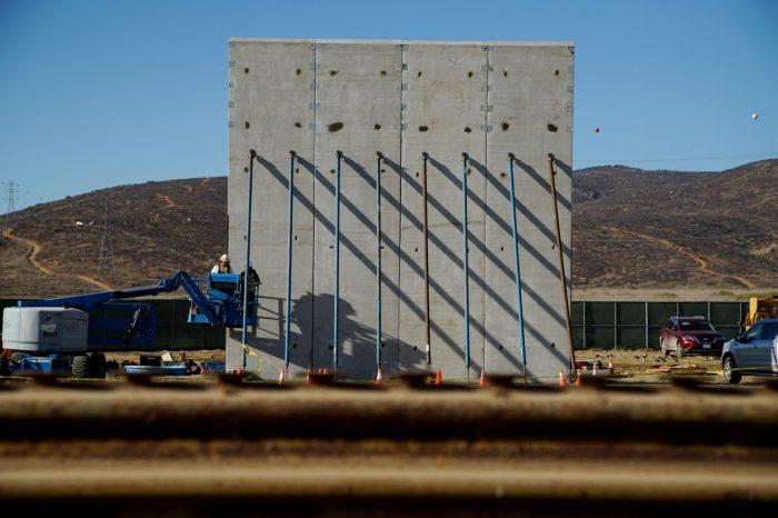 Washington stealing land to build an overpriced border wall won't make America great