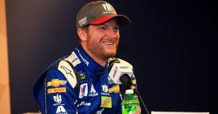 A famous racer thinks Dale Earnhardt Jr.'s daughter will follow in his footsteps