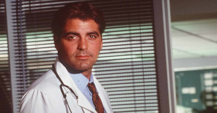 "George Clooney is denying allegations about his role in the ""ER"" sexual harassment cover-up"