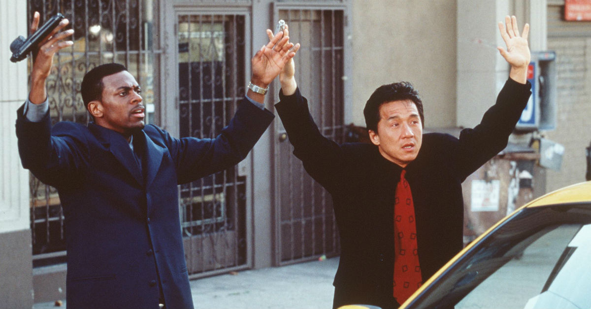 "Jackie Chan wants to do ""Rush Hour 4,"" but here's why it still might not get made"