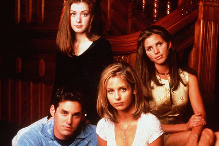 """Former """"Buffy the Vampire Slayer"""" actor arrested for alleged domestic violence"""