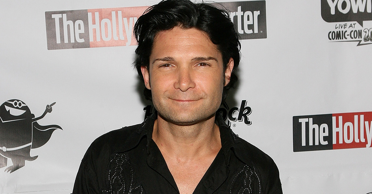 The audio tapes on which Corey Feldman named alleged sexual predators in Hollywood have been found