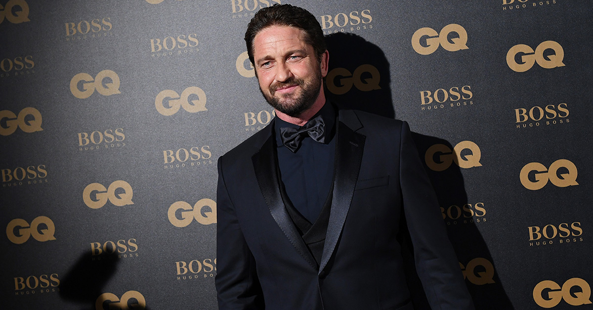 Gerard Butler reportedly rushed to the hospital after motorcycle accident