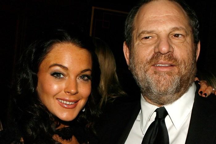 Lindsay Lohan expresses sympathy for Harvey Weinstein, but fans aren't having it