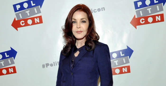 Priscilla Presley hits back against reports that she's leaving Scientology after 40 years