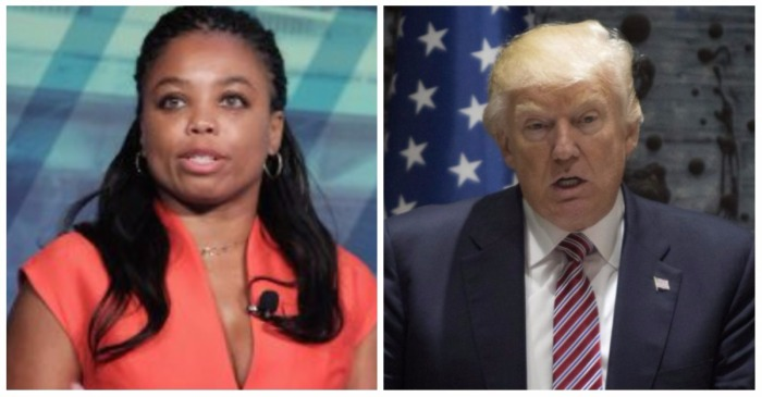 "ESPN anchor who called President Trump a ""white supremacist"" responds to demotion rumors"